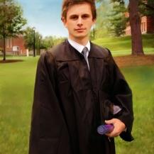 Aaron Graduation