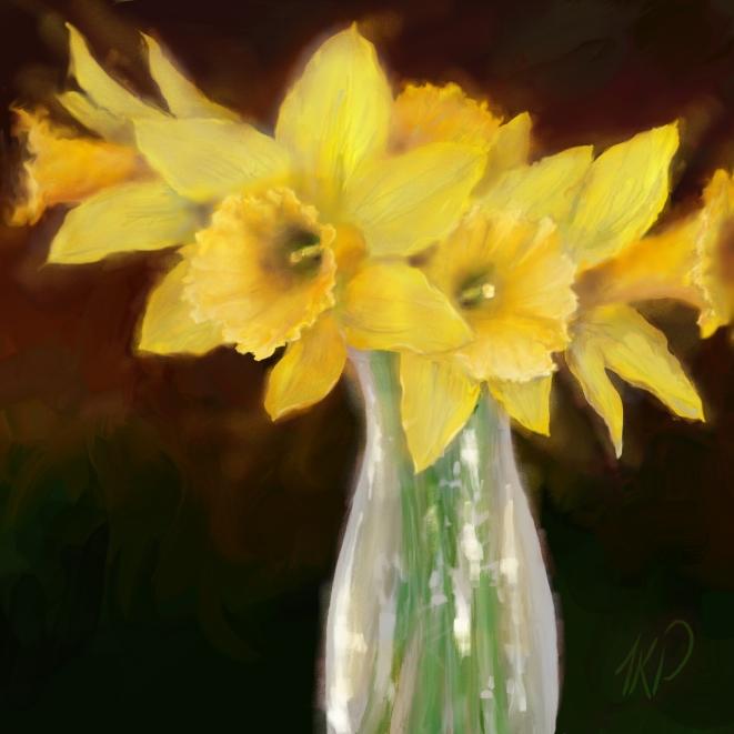 Daffodils Cut