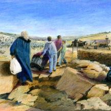 Borne in Bethlehem