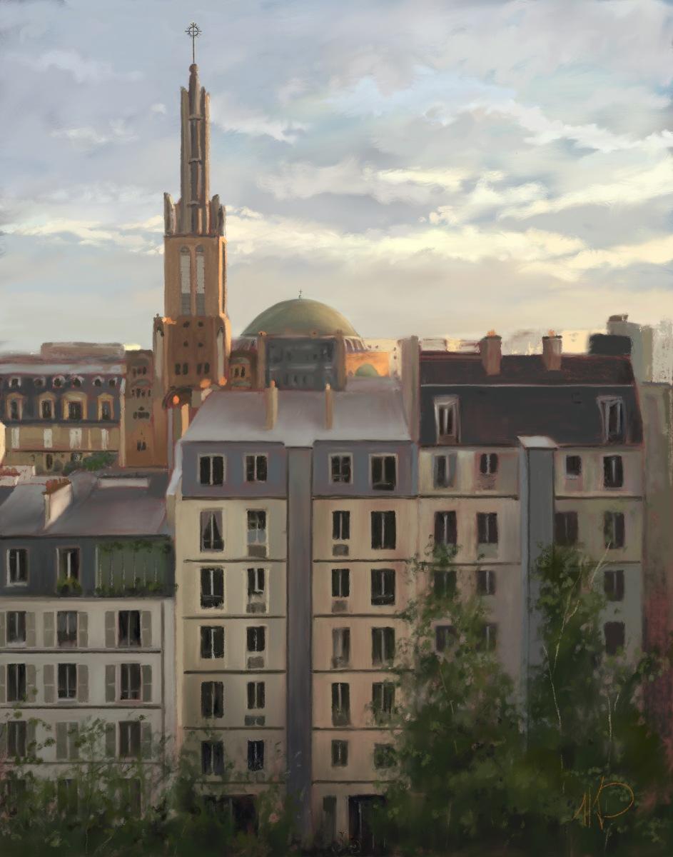 L'Eglise du Saint Esprit, Paris
